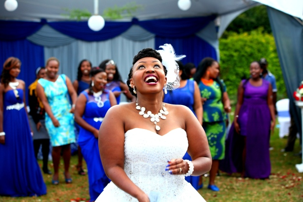 Who's wedding is next?