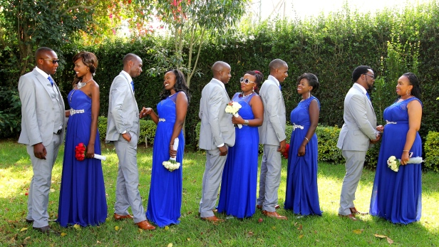 Some of the weddings we have shot actually began this way.